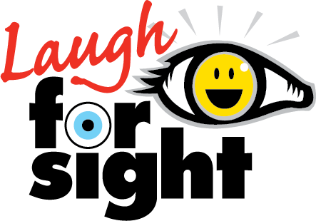 laugh for sight logo