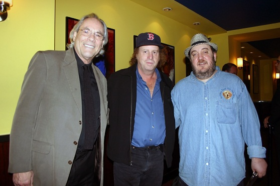Photo of Three legends of comedy Robert Klein, Steven Wright and Brian